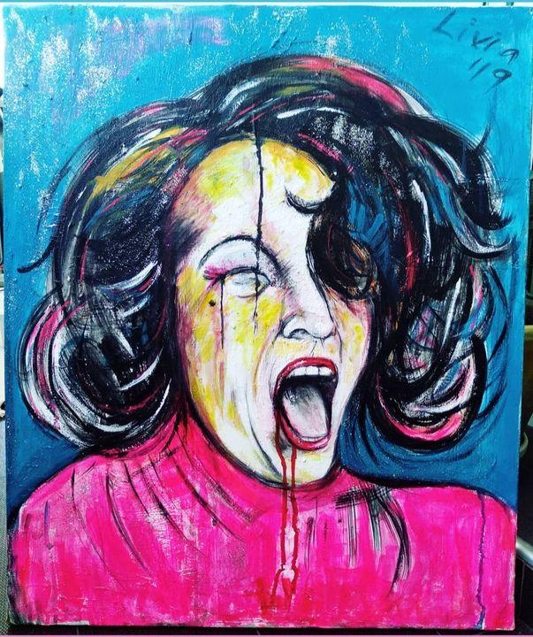 Scream - Livia Pervaz