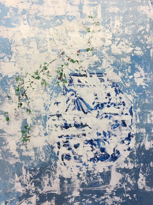 Winterberry Twig - Deborah Jamail The Studio