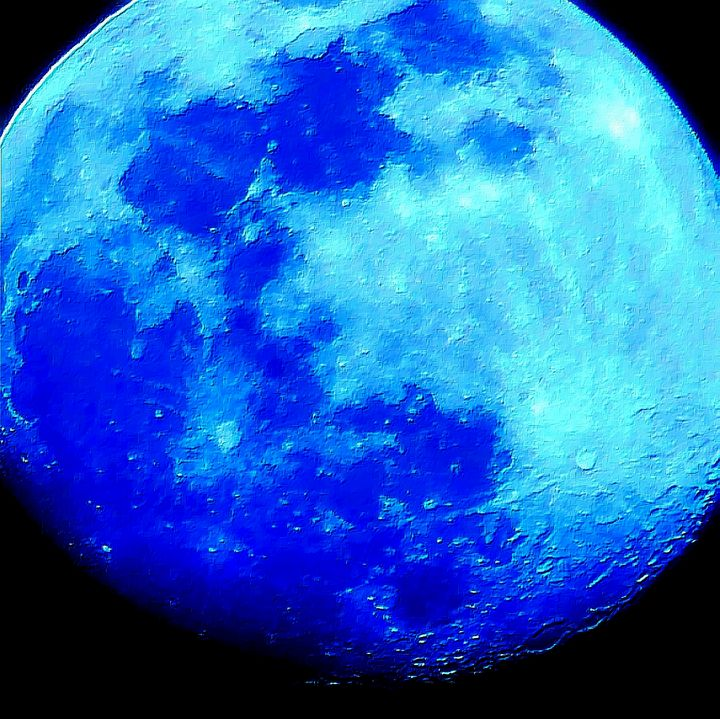 La Mágica de la Luna III - Lui Reichenbecher