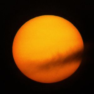 Sun like an Orange - Lui Reichenbecher