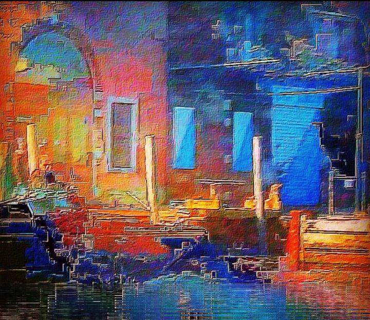 Colors of Venezia - Lui Reichenbecher