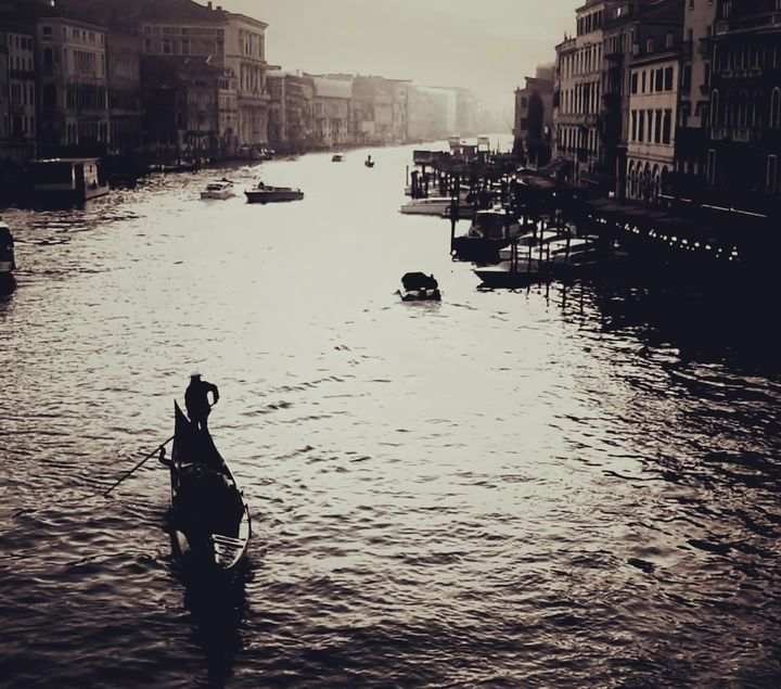 Venezia, mi amor! VI - Lui Reichenbecher