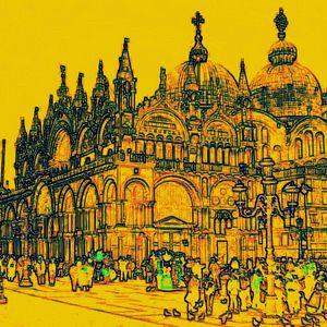 Basilica San Marco in 1999 III - Lui Reichenbecher