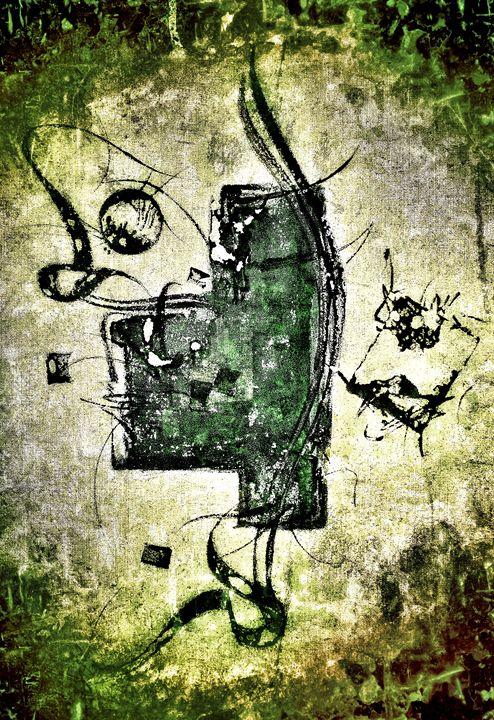 Calligraphy - Alif