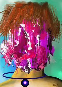 Portrait of a teenager - alozadea