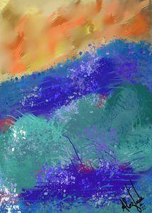 Ocean of colours