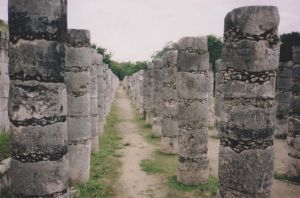 The Group of the Thousand Columns