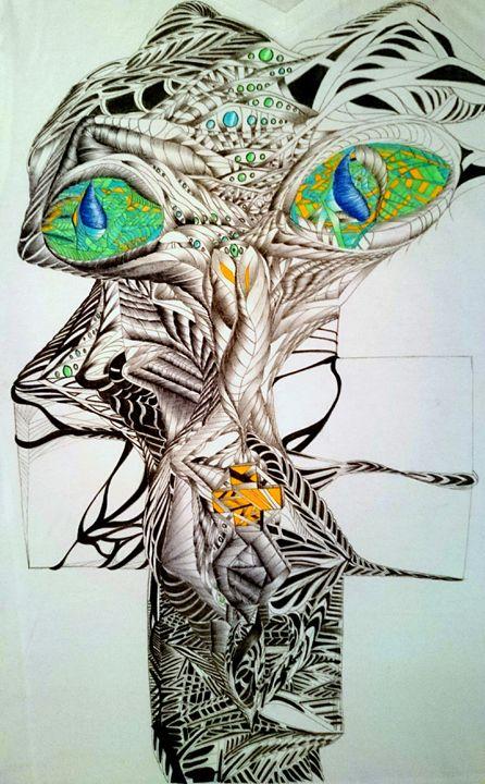The creature - Euler