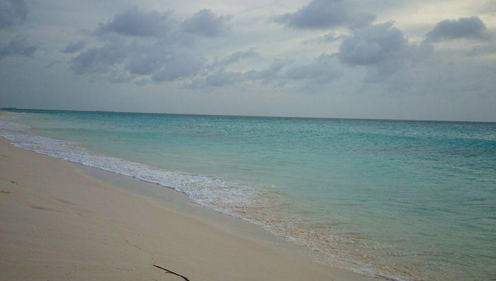 Tranquil ocean - Euler