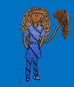 Dani, The Lion Girl