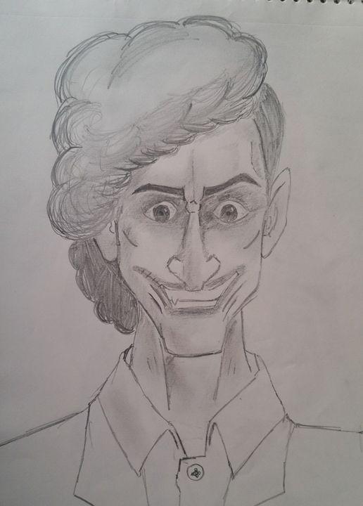 Mr. J - CybrMoNk