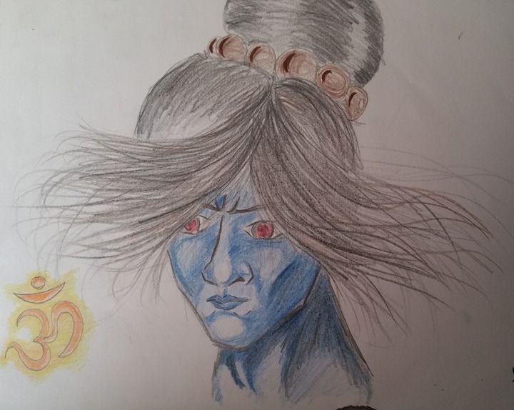 Lord shiva - CybrMoNk