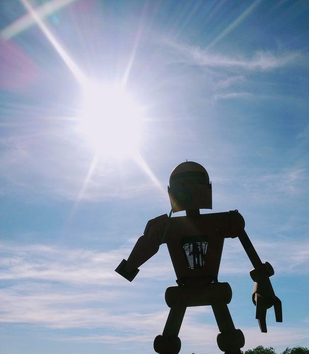 Ah! Robot! - Meagen