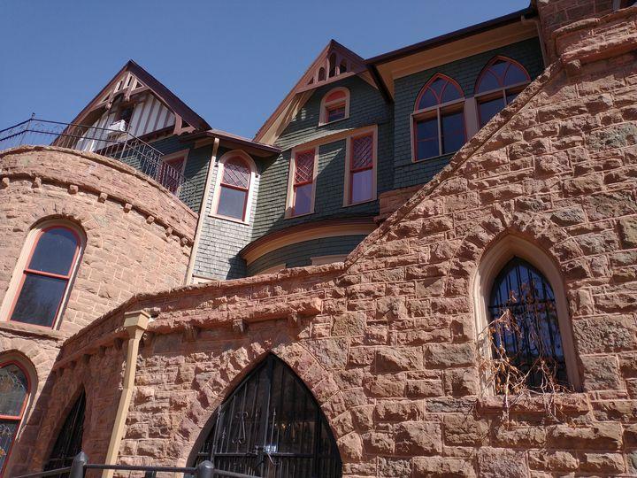 Victorian Castle - Meagen