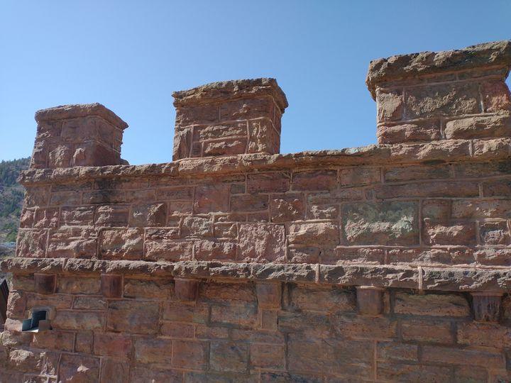 Castle Parapets - Meagen