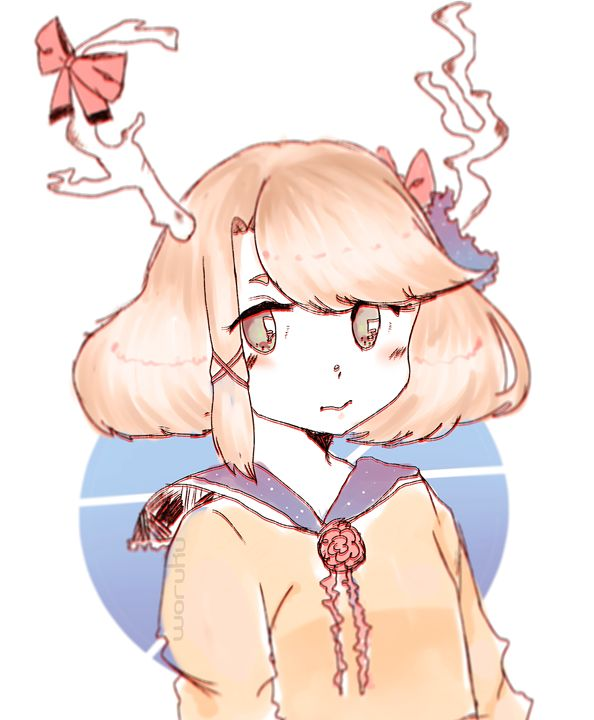 she - Me