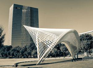 Half-Cone Oklahoma Architecture