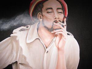 Bob Marley - Nicky Atkinson
