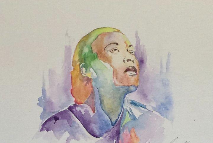 Billie Holiday - Quincy Fine Art