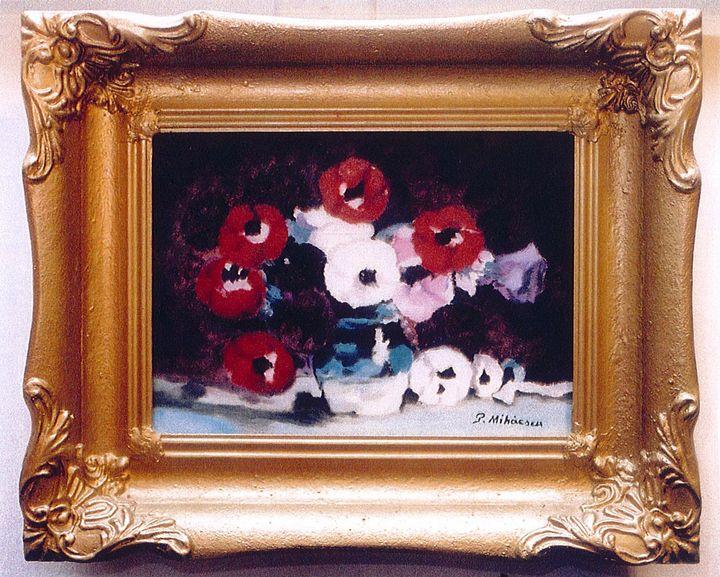 Anemone - Wild Flowers - Petru Mihaescu