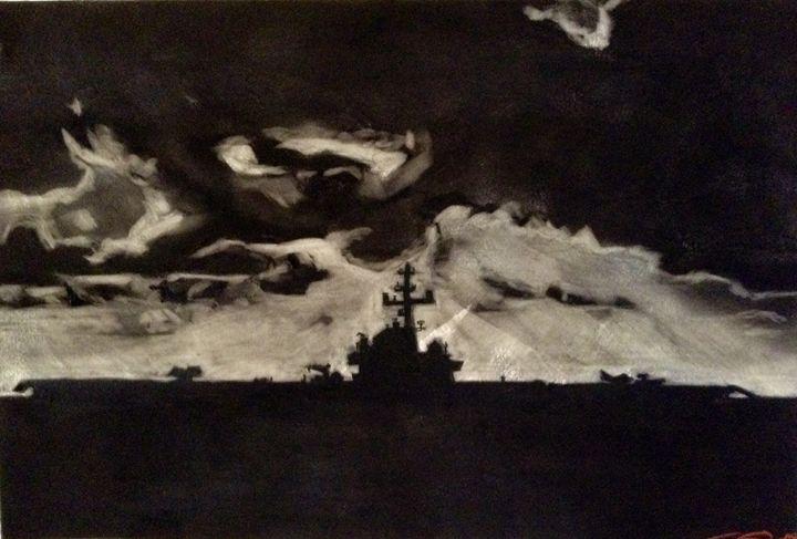 En Mare, En Ceilo 3 - Andrew Downey