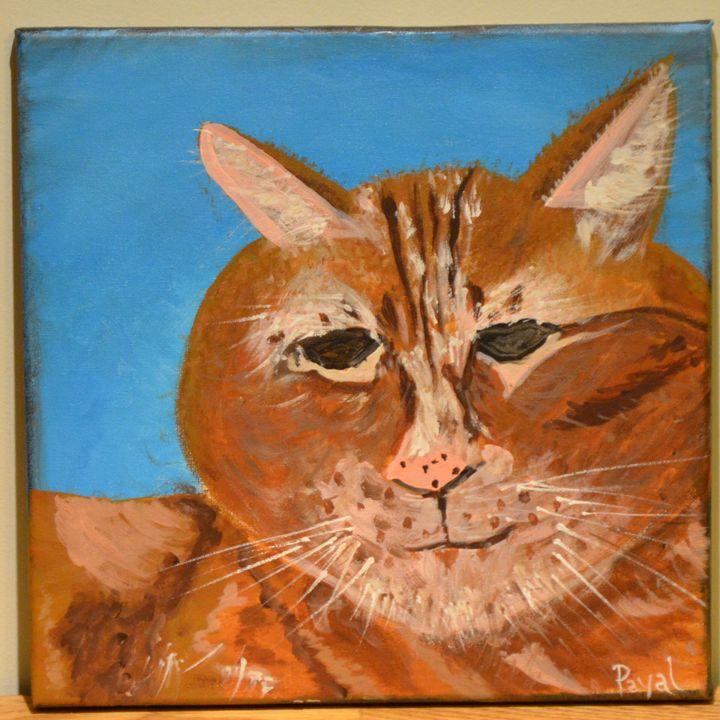 Kitty Cat - Love for Art