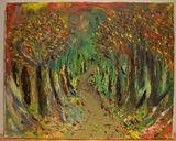 16x20in Acrylic, Original Painting