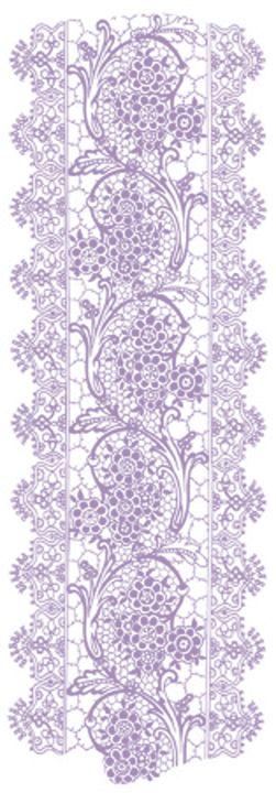 Lilac Lace - Sara Valor