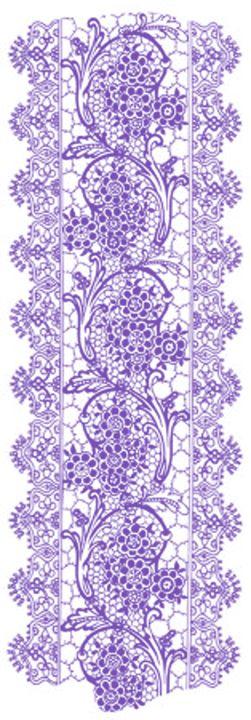 Purple Lace - Sara Valor