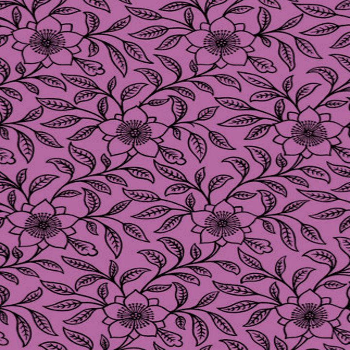 Vintage Lace Floral Bodacious - Sara Valor