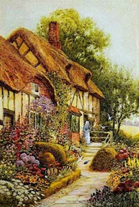 Home Sweet Home Country Cottage - Sara Valor