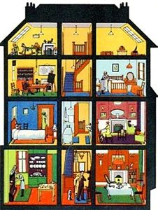 Vintage Doll House - Sara Valor