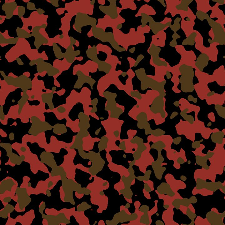 Funky Camouflage - Sara Valor