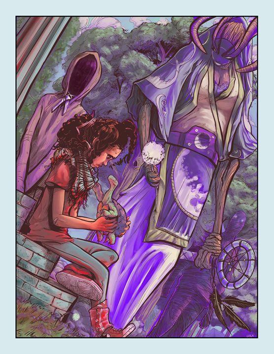 Project Asha concept art - Michael  >SoL<  Person