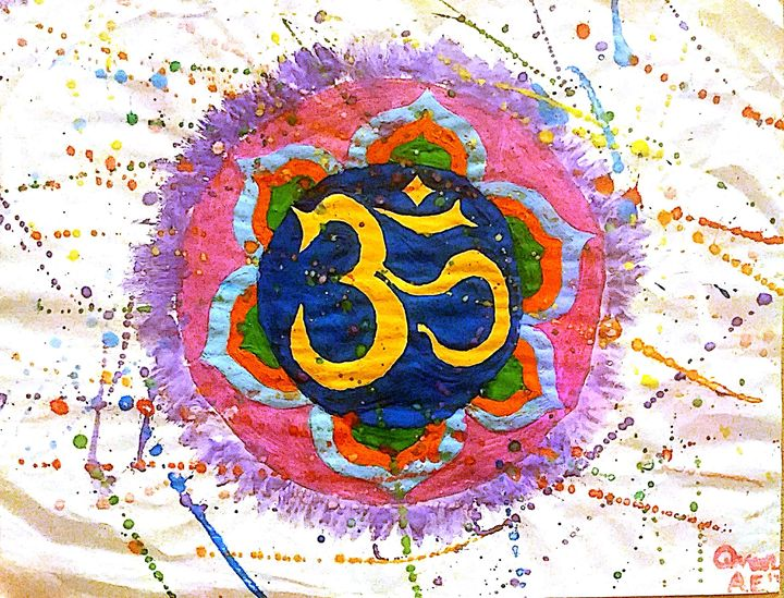 Om - Artistic 🎨 Expressions!