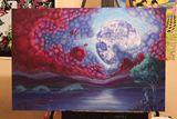 Original J. R. Nuzum Painting
