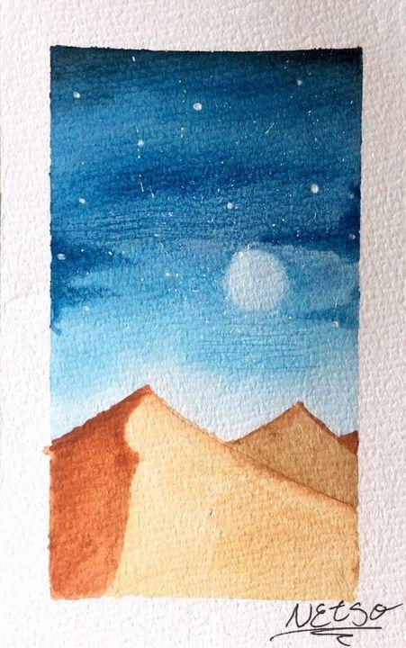 Nighty desert - Netso a.a
