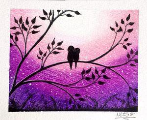 pinkish love