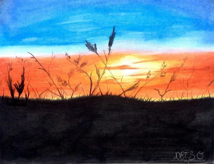 Sunset full of memories - Netso a.a