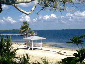 Beach on Useppa Island
