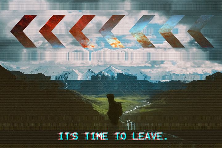 Time to Leave - Nuwave Fighters