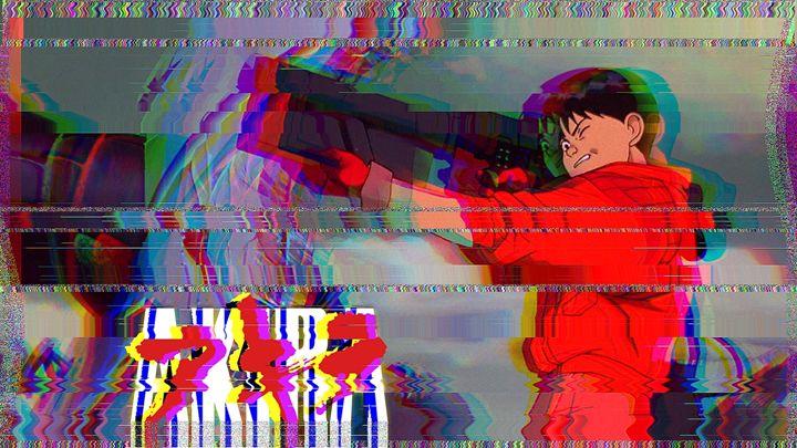 Digital Akira - Nuwave Fighters