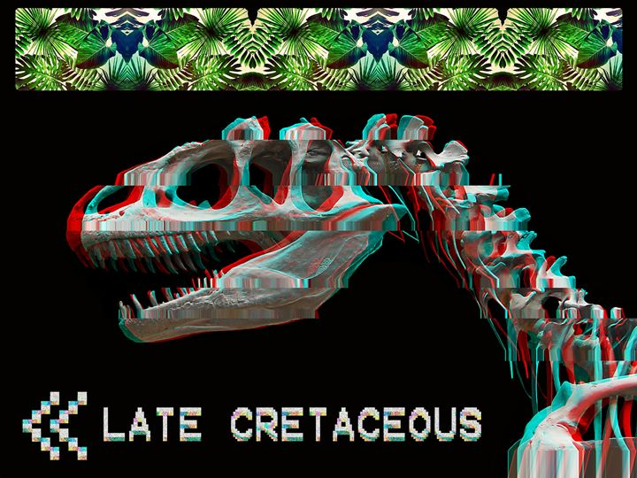 Digital Cretatous - Nuwave Fighters