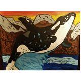 10x10 Canvas Giclee