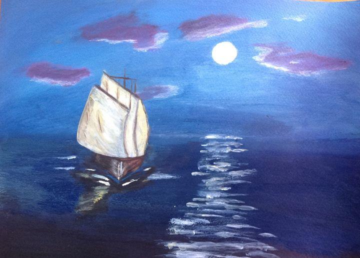Midnight Passage - Time Traveler