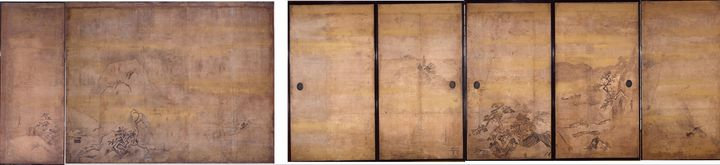 Yasunobu Kano~Landscape in Four Seas - Canvas printing