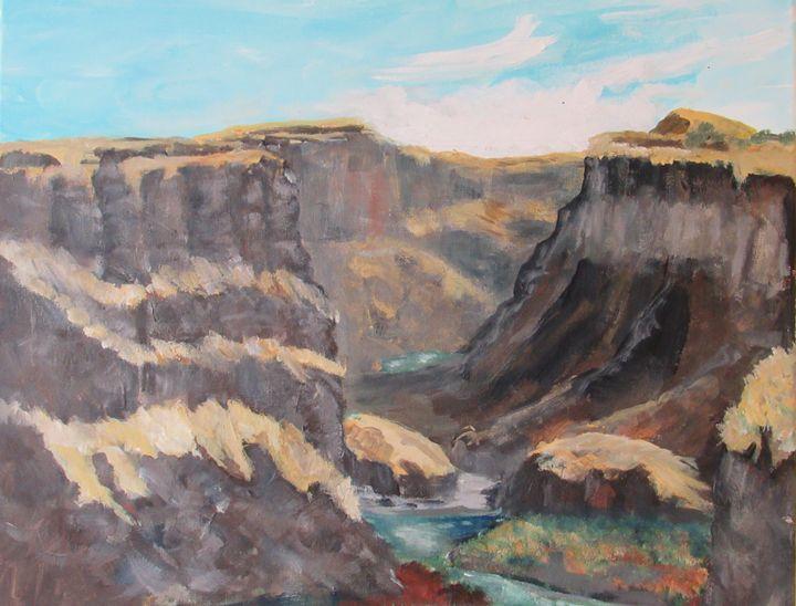 Snake River Canyon - Tex Archer