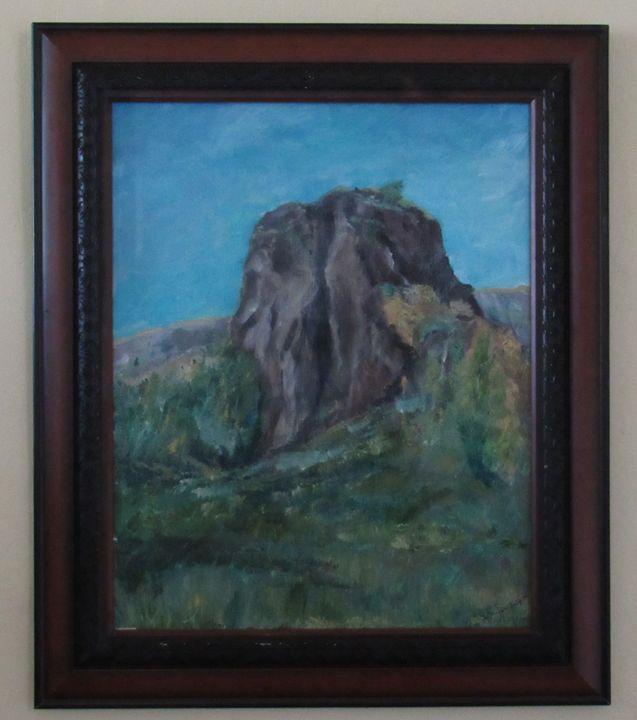 centennial hill - Tex Archer