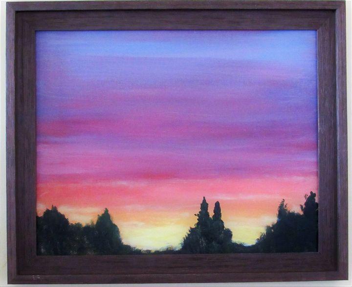 Idaho Sunset - Tex Archer