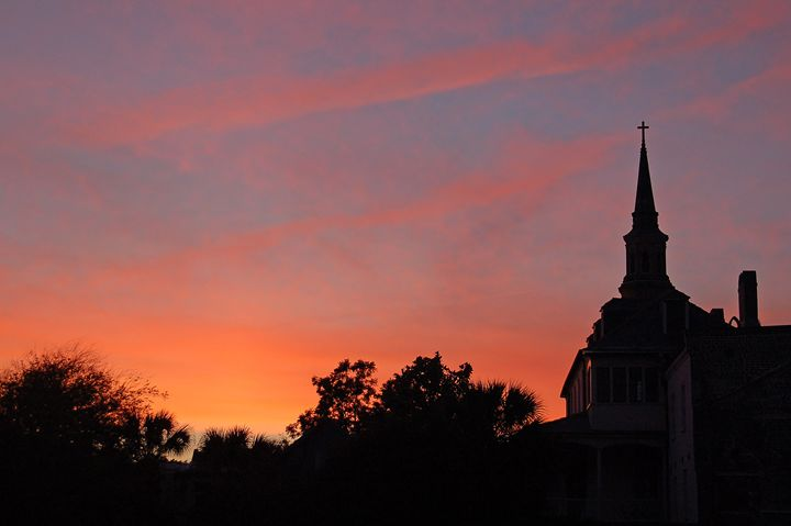 Charleston at Dusk - Images by Suzanne Gaff